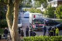 Na de schietpartij aan de Imstenrade in Buitenveldert, waarbij advocaat Derk Wiersum werd doodgeschoten, vluchtte de dader te voet.