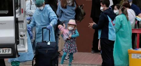 Dix touristes belges ont quitté l'hôtel à Tenerife