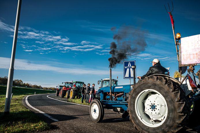 Een deel van de boeren wil opnieuw actievoeren tegen het stikstofbeleid van het kabinet.