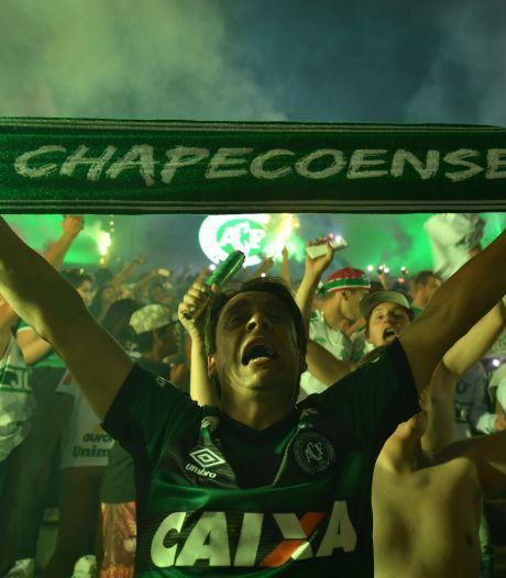 Veertien spelers Chapecoense hebben corona