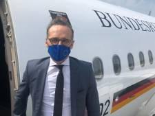 Duitse ministers hopen met nieuw vliegtuig voortaan wèl op tijd te komen
