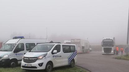 Politiezone Demerdal-DSZ controleert zwaar vervoer