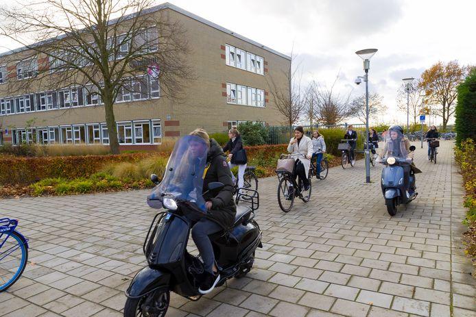 Het Cambium College in Zaltbommel, locatie Buys Ballot.