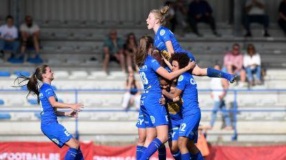 Football Talk België. Gentse vrouwenploeg wint Beker van België - Beerschot-Wilrijk rouwt om jonge fan