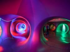 Binnenkijken: Wonderlijk doolhof in Meppel