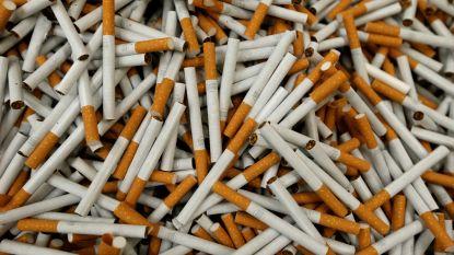 Belgische staat int 124 miljoen euro meer aan tabaksaccijnzen dan in 2017