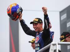 Van der Mark pakt eerste dubbel in WK Superbike