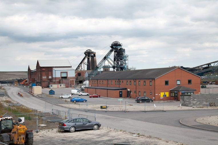 De steenkoolmijn van Hatfield. Beeld Wassink Lundgren
