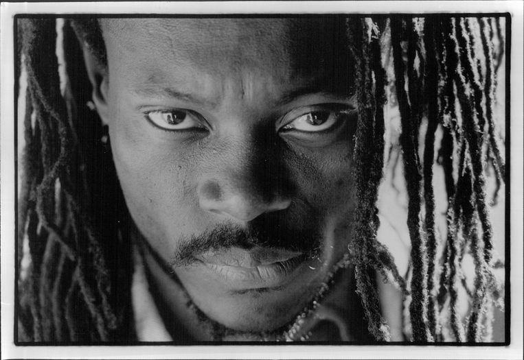 Olu Oguibe. Beeld Getty
