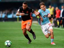 Valencia ondanks magere reeks op koers voor Champions League