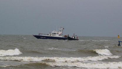 Scheepvaartpolitie vist lichaam van vrouw op uit zee