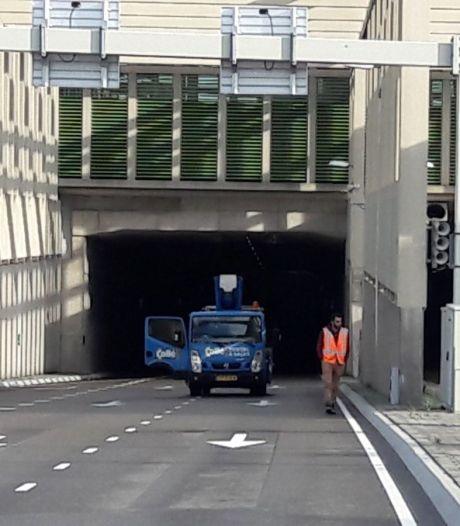 Het kostte een paar miljoen, maar de Stadsbaantunnel Leidsche Rijn is weer open