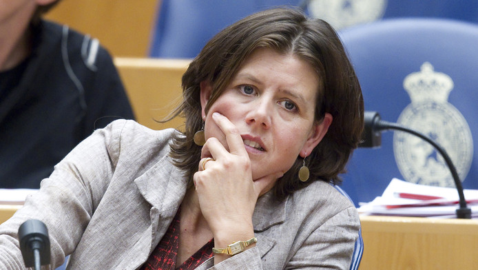 PvdA-Kamerlid Sjoera Dikkers