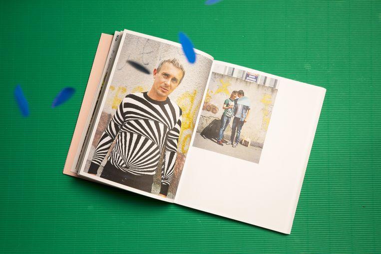 Christian van der Kooy: Anastasiia – She folds her memories like a parachute Beeld Studio V