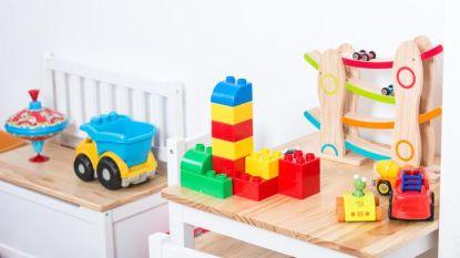 Jong CD&V zamelt speelgoed in voor baby's, peuters en kleuters van het Simbahuis
