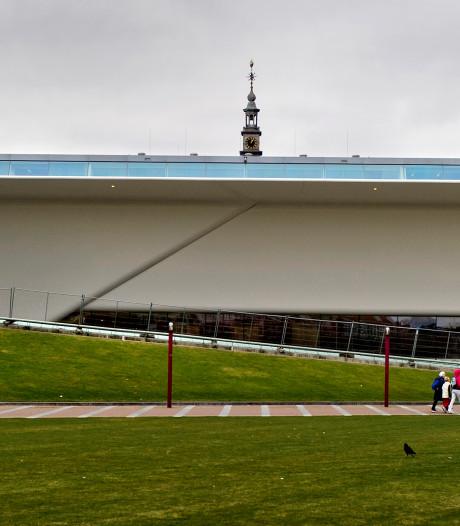 Almere droomt van multimediaal museum groter dan het Stedelijk