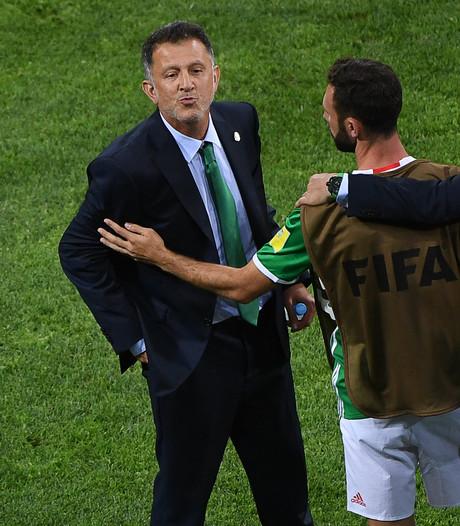 Osorio zegt sorry voor scheldpartij