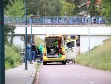 Jongen zwaargewond bij ongeluk in fietstunnel in Veenendaal