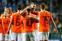 Het Nederlands elftal ligt op koers voor kwalificatie voor het EK 2020.