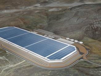 Tesla verlegt weer grenzen. Dit wordt grootste fabriek voor accu's ter wereld