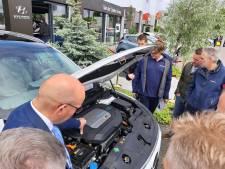 Gouda wil geheel of gedeeltelijk op waterstof gaan rijden