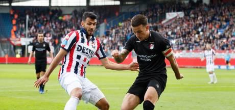 Willem II wordt na rust compleet overlopen door FC Emmen en verliest