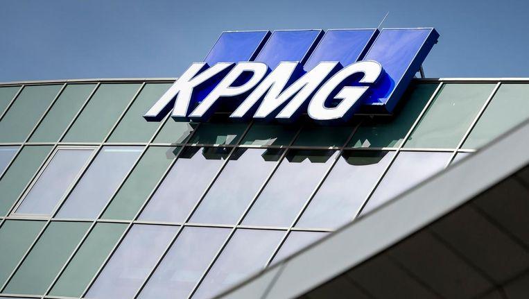 De gevel van het kantoor van KPMG. Beeld anp