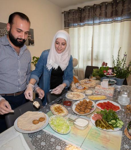 Exotisch zomerrecept uit Syrië: Dromen van je eigen eettentje