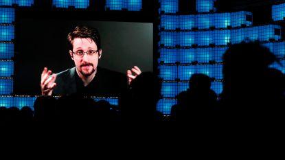 Opbrengst van boek klokkenluider Edward Snowden gaat naar Amerikaanse staat
