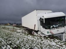 File door berging vrachtwagen op A58 bij Gilze opgelost