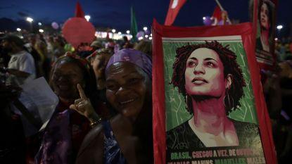 Twee politieagenten gearresteerd voor moord op zwarte politica in Brazilië