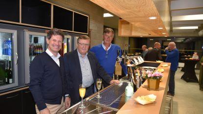 Tennisclub Machelen-Diegem opent nieuwe infrastructuur