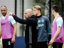 Ajax mist alleen Viergever tegen ManUnited