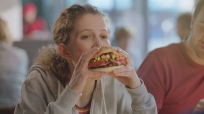 Quick lanceert eerste hamburger op basis van gelaatsherkenning