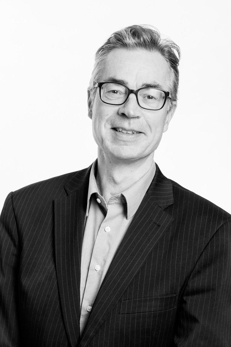 Tom Buijtendorp: statenlid voor Noord-Holland voor D66 Beeld Igor Roelofsen