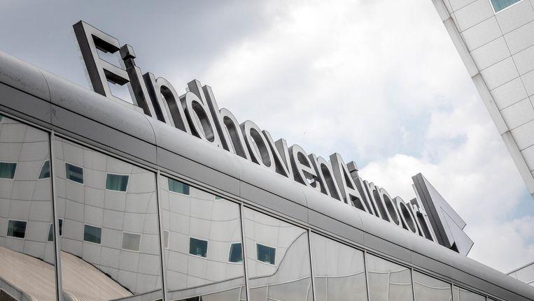 Het exterieur van Eindhoven Airport. Beeld anp