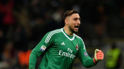 FT buitenland: Milan-doelman meest veelbelovende speler, twee voetballers uit Belgische competitie in top 50 - Franse ex-international valt flauw, paniek alom