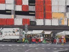 Joanna Quispel is de nieuwe Stadstekenaar van Amsterdam