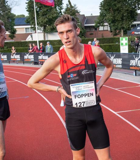 Toptijd voor Nijmeegse atleet Mike Foppen in Metz