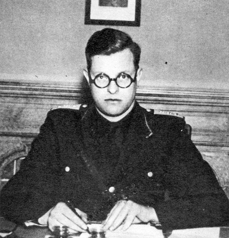 Reimond Tollenaere, propagandaleider van het Vlaams Nationaal Verbond (VNV) en hevig antisemiet, trok in 1941 naar het Oostfront waar hij een jaar later omkwam.
