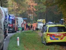 Fietser omgekomen door botsing met bestelbusje in Vorden