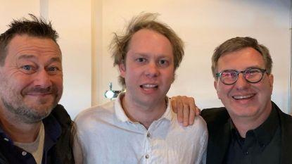 """Jan Verheyen deelt foto met Bart De Pauw, tot vreugde van zijn fans: """"Yes, hij is terug"""""""