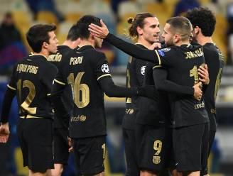 Barcelona neemt in tweede helft afstand van Kiev en zit in achtste finales