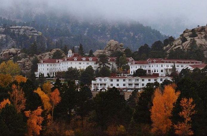 L'hôtel Stanley dans le Colorado est celui qui a inspiré l'hôtel Overlook.
