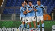 Football Talk. Lazio, met invaller Lukaku, houdt Juventus in het vizier - Man United heeft ticket voor halve finales FA Cup beet