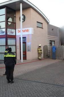 Brand in kantoorpand Oss door meterkast