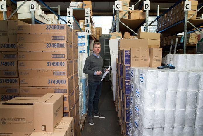 Jeroen Drenth, de Doetinchemse ondernemer van Doseer.nl.