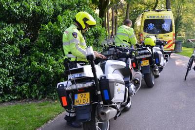 Scooterrijder rijdt meisje in Park Valkenberg aan en vlucht, moet terugkomen want politie heeft kenteken