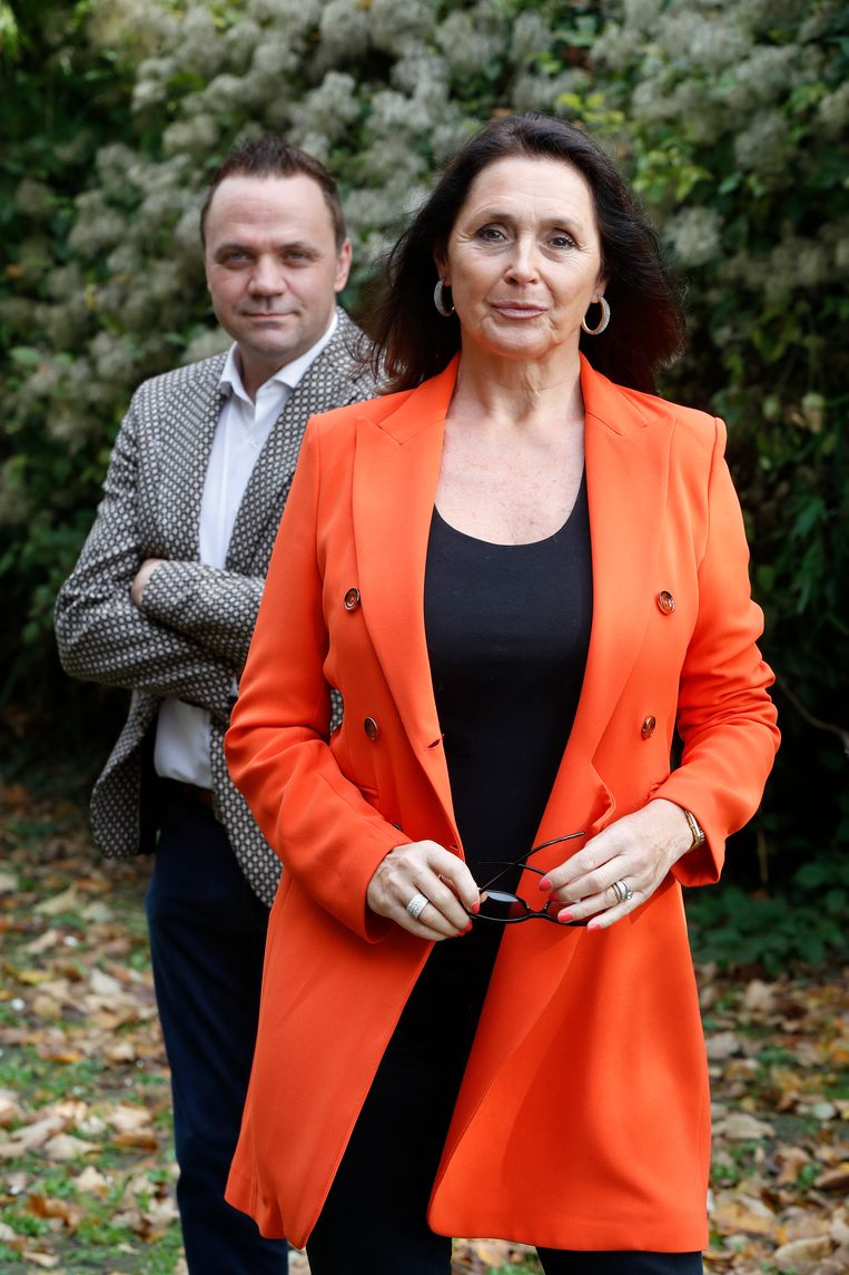 Wendy Van Wanten en Steve Tielens