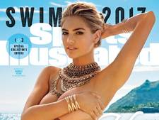 Kate Upton laat bikini thuis voor Sports Illustrated